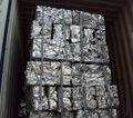 chatarra de aluminio -