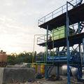 Residuos de aparatos de destilación de petróleo -