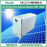 AC-DC natural refrigeración cargador switching de potencia rectificador módulo 480VDC -