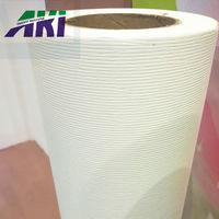 papel pintado en blanco solvente débil para imprimir -
