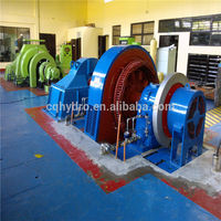 Chongqing/impacto de hidro-generador -