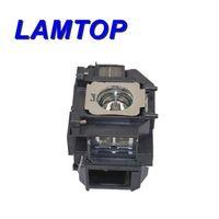 Lámpara de repuesto proyector de Lamtop ELPLP67 V13H010L67 para EB-S10 EB-X12/EB-W12/EB-S11/EB-X14/EB-X02/EB-S12+/X11/H430A/H429A/H428A/H432B/ H434B/EB-S01/EB-W11/EB-C30X/EB-S02/MG850HD -