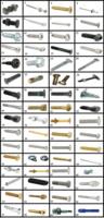 Fix tornillos imperiales y fijaciones especiales -