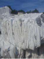 PP Super sacos de desechos limpios para su reutilización -