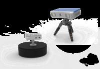 Escáner de escritorio láser de RayGo -