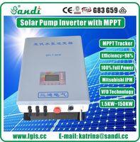 El CE aprobó inverter de bomba de agua solar 11KW MTTP para bomba sumergible de agua de agricultura -