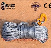 Cuerdas de polímero, cabrestante cuerda -