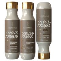 Eckobrazilis productos para el cuidado del cabello tratamiento -