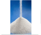 Azúcar blanco cristalino