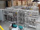 Unidad de hidrogenación de serie