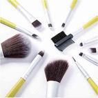 12 piezas de cepillo cosmético de D...