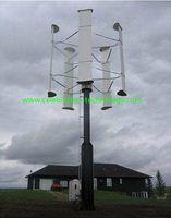 10 kW vertical de turbina eólica de eje -