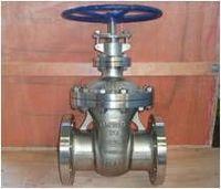 Válvula de brida Válvula de Globo de níquel-aluminio bronce -
