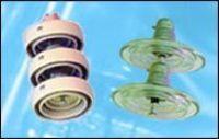 Los aisladores de transmisión -
