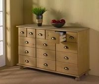 Muebles de pino Madera -