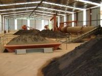 arena de cromita -
