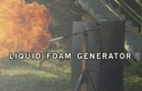 Generador de espuma líquida -