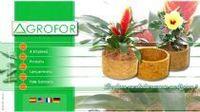Floreros ecológicos, jardineras y apliques de la pared Para plantas -