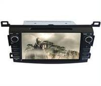 venta al por mayor de 7 pulgadas del coche DVD GPS de navegación de radio especial TOYOTA RAV4 2013 NUEVO -