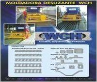 Deslizamiento moldeador Wch -