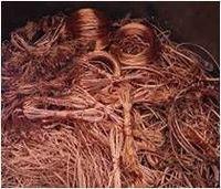 Scrap alambre de cobre -
