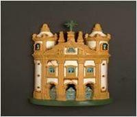 Señora de la iglesia de Rosario - Ouro Preto - Minas Gerais -