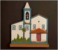 Buen Jesús de la Iglesia de Montserrat - Salvador - Bahia -