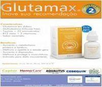 Suplemento vitamínico Glutamax- aminoácido con Taurina -