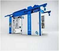 Solución flexográfica impresora manga / CNC -