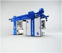Flexográfica impresora Milenio 4, 6 y 8 colores -