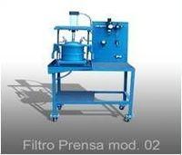 Filtro automáticos y semi automáticos Prensa -