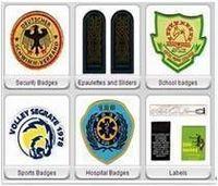 insignias uniformes -