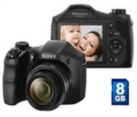 Sony semi profesional de la cámara -