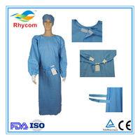 Vestido quirúrgico no tejido -