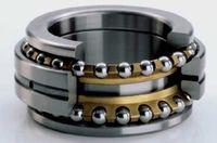 Los rodamientos de rodillos cilíndricos de precisión de dos hileras -