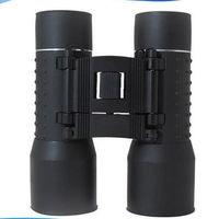 10 X 40 mm negro plegable HD prismáticos ópticos gran noche DCF telescopio espacial -
