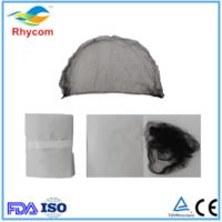 Casquillo neto del nylon disponible acoplamiento tapa/desechables pelo invisible -