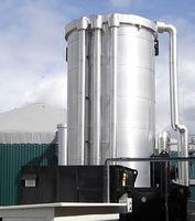 Depurador del biogás -