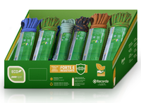 Respetuoso del medio ambiente cuerda 3/4/6/8/10/12 - caja de presentación - colores mezclados -
