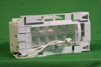 máquina de hielo de plástico completamente automático -
