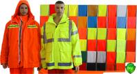 ropa retardante de llama para la ropa soldador -