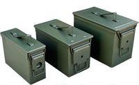 Caja para municiones Municiones / Bóveda metálico -