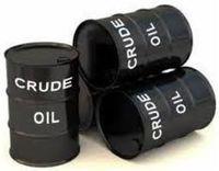 petróleo crudo -
