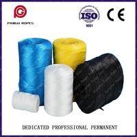 Ganado embalaje cuerdas cuerda atado a prensa redonda cuerda polipropileno rasgar película línea de embalaje de embalaje -