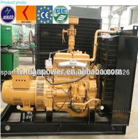 Mini planta de energía de CA trifásico de biogás Grupo Electrógeno -