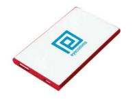 2016 venta caliente 2400mAh Banco de potencia portátil de la tarjeta de crédito -