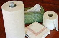 Cocina toallas desechables de papel, toalla cocina rollo -