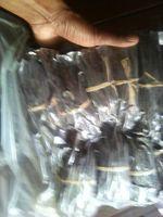 Vainas de vainilla de Madagascar negro puro de alta calidad -