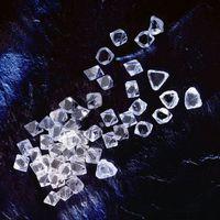 venta popular en Corea, India y Europa HPHT diamantes diamantes sueltos para la joyería -