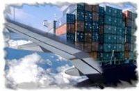 Comercio, transporte y servicios de la expedición de mercancías -